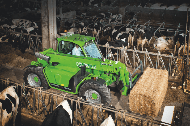 5 Ways A Merlo Can Improve Your Farming Operation